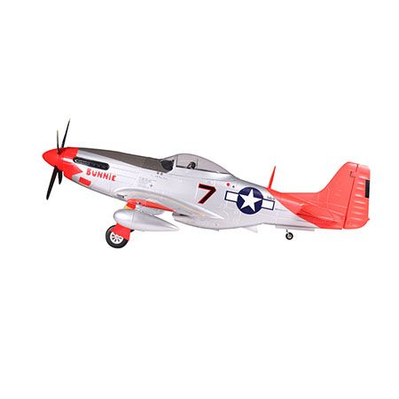 FMS P-51D Red Tail PNP 1700mm