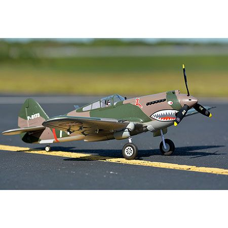FMS P-40B Flying Tiger PNP, 980mm