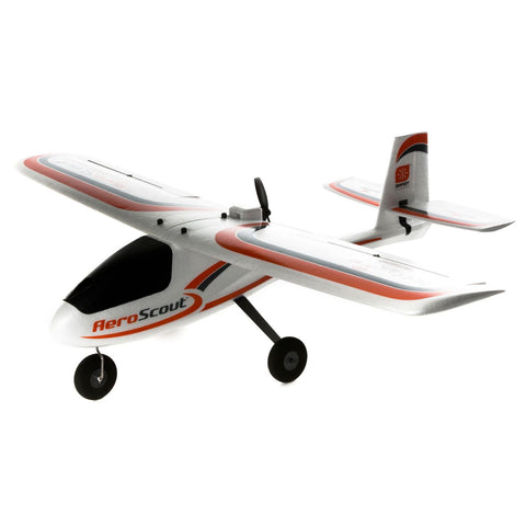 Hobby Zone AeroScout S 1.1m BNF Basic