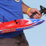 "Pro Boat 17"" Power Boat Racer Ready to Run, Lucas Oil"