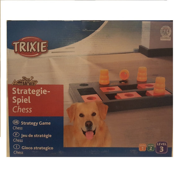 Trixie Activity Chess