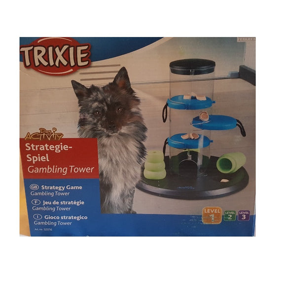Trixie Activity Gambling Tower