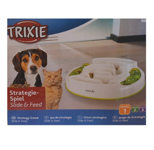 Trixie Activity Slide and Feed