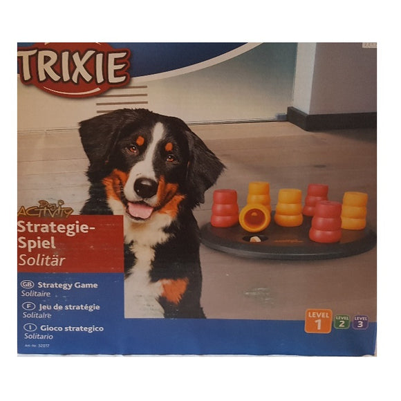 Trixie Activity Solitaire