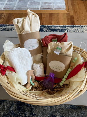 Gift Basket Customer Photo