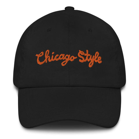 Chicago Style Dad Hat
