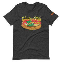 Chicago Style Graphic Tee
