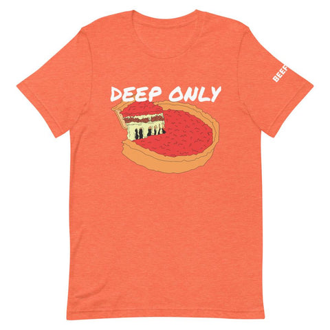 DEEP ONLY Graphic Tee