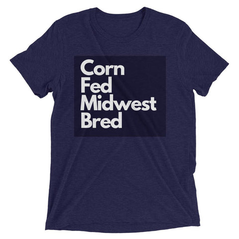 Midwest Bred Graphic Tee