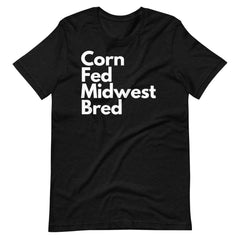 NEW Midwest Bred Graphic Tee
