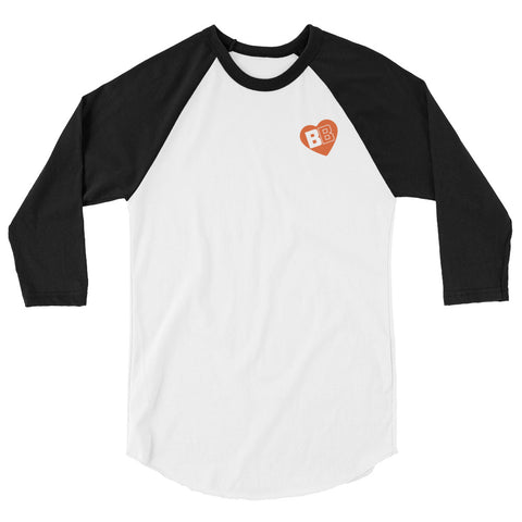 BB Baseball Raglan Shirt