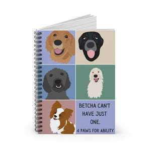 Print on Demand - Betcha Can't Have Just One Notebook