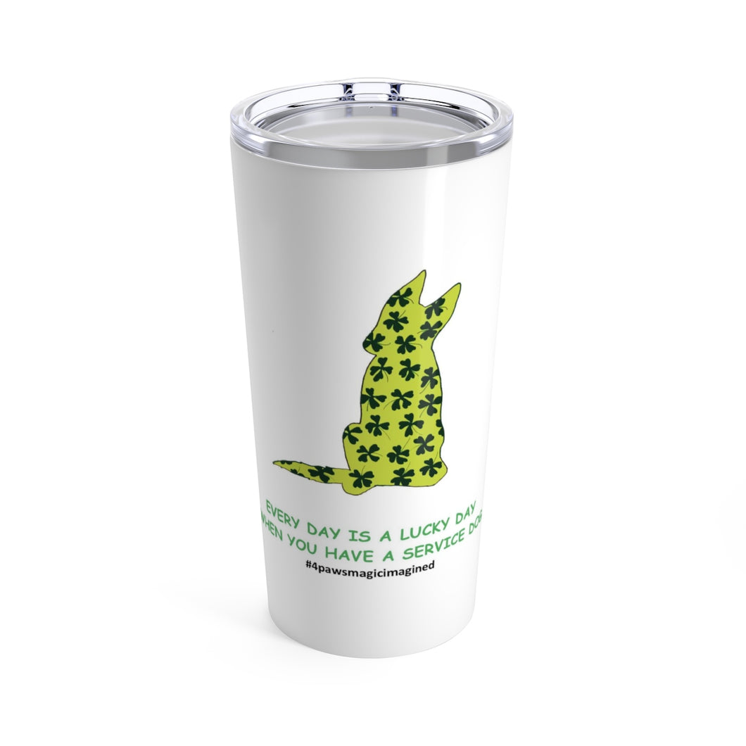 Print on Demand - Lucky SD GSD Tumbler 20oz
