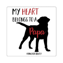 Print on Demand - Papa Lab Sticker