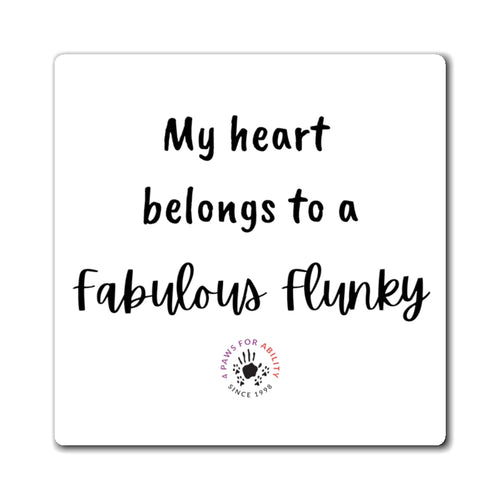 Print on Demand - Fabulous Flunky Magnet