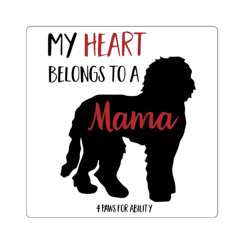 Print on Demand - Mama Doodle Sticker