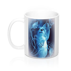 Print on Demand - Papillon Aiko Mug