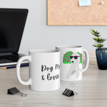 Print on Demand - Dog Mom Funky Doodle Mug