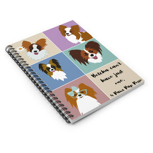 Print on Demand - Betcha Can't Have Just One Pap Notebook