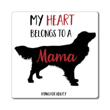 Print on Demand - Mama Golden Magnet
