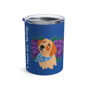 Print on Demand - Dog Mom Lab 10oz Tumbler