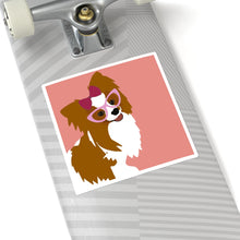 Print on Demand - Spunky Piper Sticker