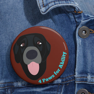 Print on Demand - Lab Pin Buttons
