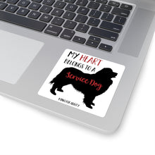 Print on Demand - Service Newf Sticker