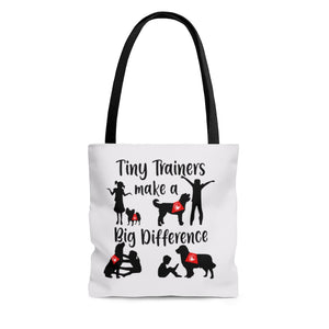 Print on Demand - Tiny Trainers Tote