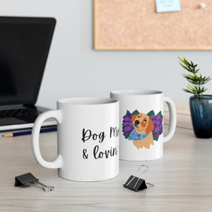 Print on Demand - Dog Mom Lab Mug