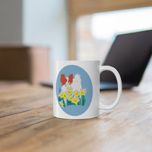 Print on Demand - Dog Mom Papillon Mug