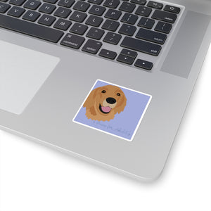 Print on Demand - Golden Sticker