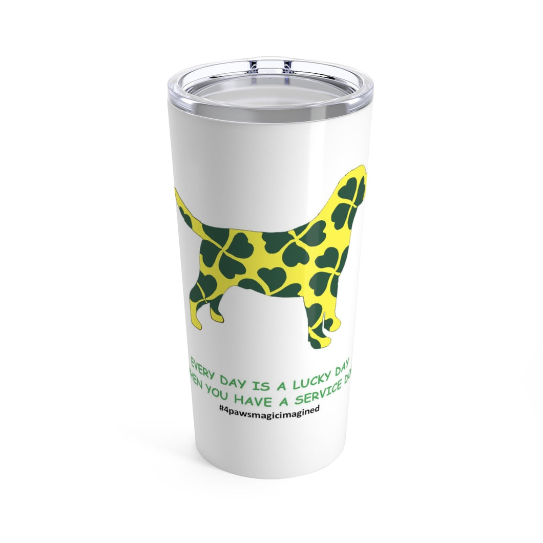 Print on Demand - Lucky SD Lab Tumbler 20oz