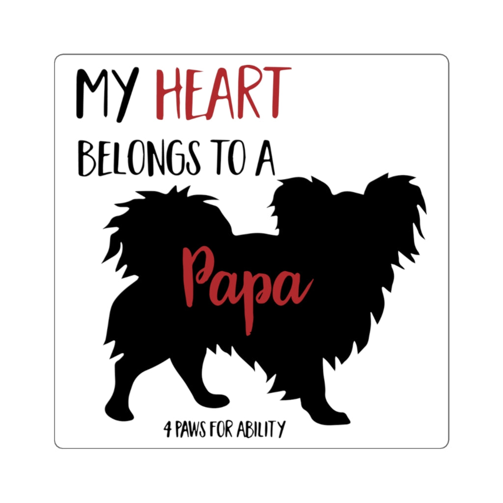 Print on Demand - Papa Pap Sticker