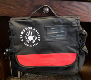 Accessories - 4 Paws Messenger Bag