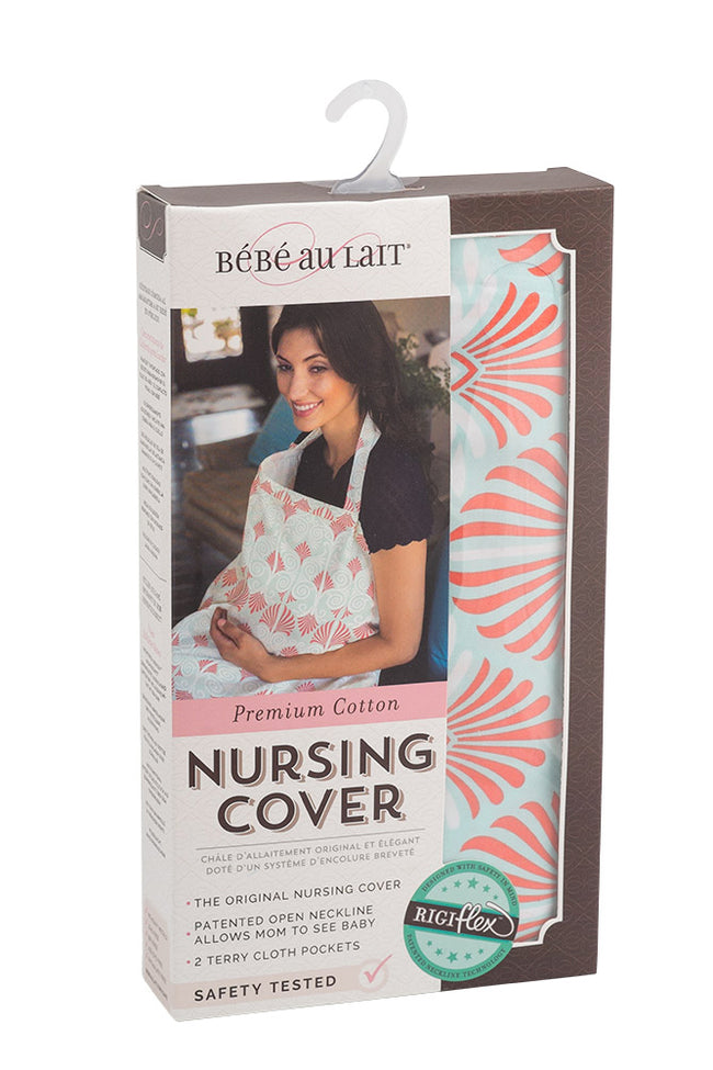 Bebe au Lait Art Deco Nursing Cover