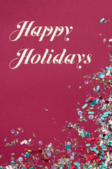 PinkBlush Confetti Holiday Email Gift Card
