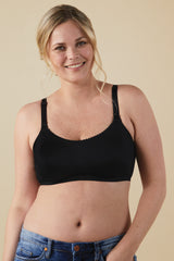 Black Bravado Designs Nursing Bra