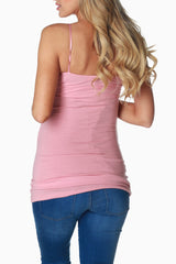 Dusty Pink Maternity Cami