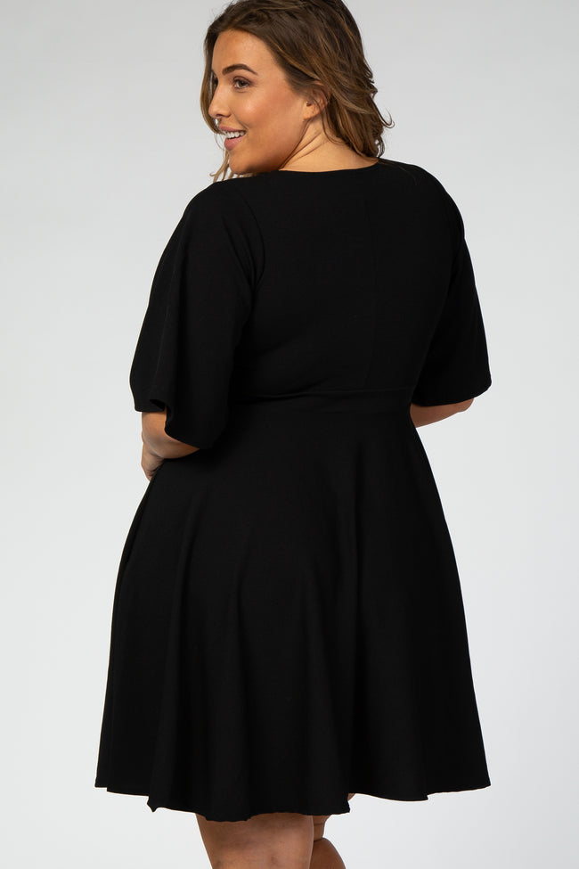 Black Plus Dress