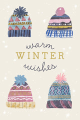 "PinkBlush ""Warm Winter Wishes"" Beanie Email Gift Card"