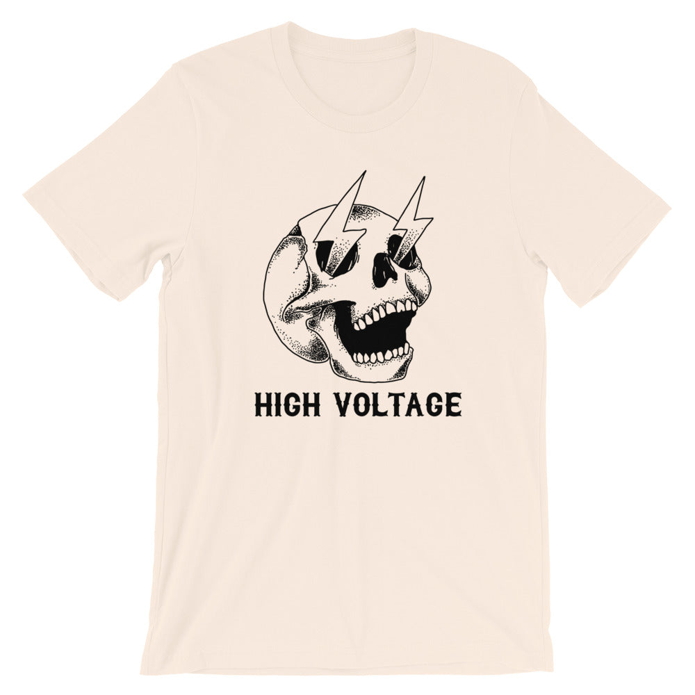 High Voltage T-Shirt - Tee Gurls
