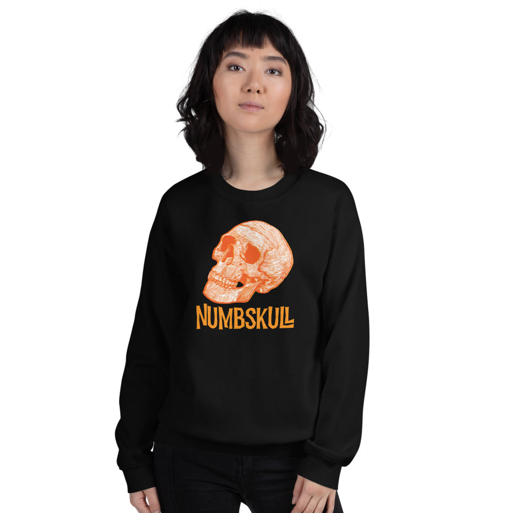 Numbskull Sweatshirt - Tee Gurls