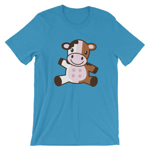 Neapolitan Cow T-Shirt - Tee Gurls
