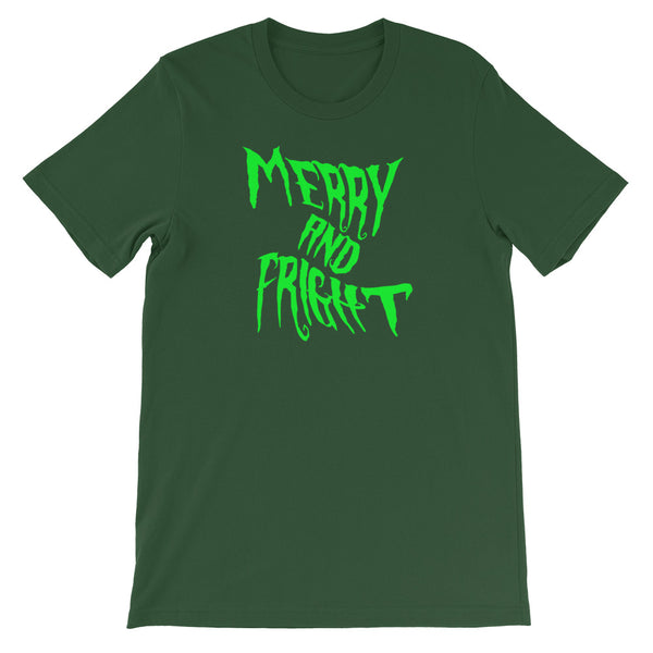 Merry And Fright T-Shirt - Tee Gurls
