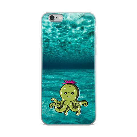 Cactopus iPhone Case - Tee Gurls