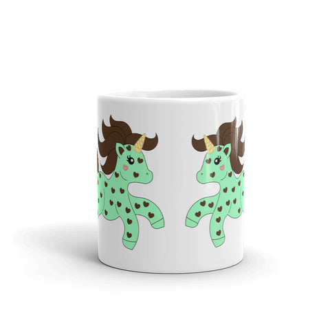 Mint Chocolate Unicorn Mug - Tee Gurls