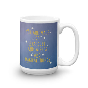 Made Of Stardust Mug - Tee Gurls