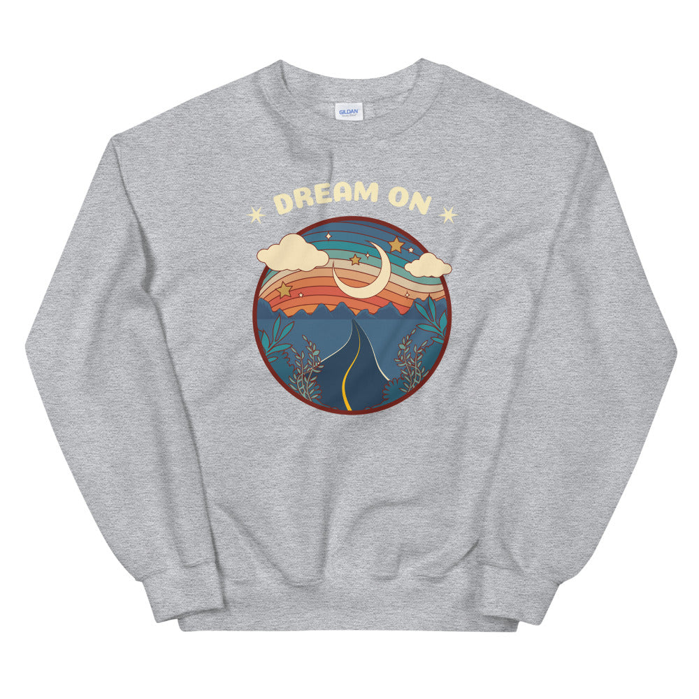 Dream On Sweatshirt - Tee Gurls