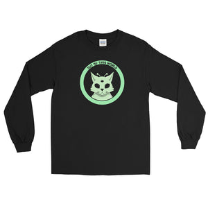 Intergalactic Meow Long Sleeve - Tee Gurls